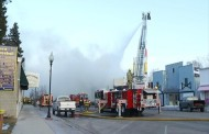 Fire Destroys Several Businesses, Apartments, In Shepherd