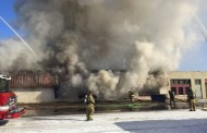 Fire in OKC's Stockyards City heavily damages building