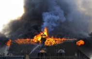 Fire severely damages Battersea Arts Centre in London