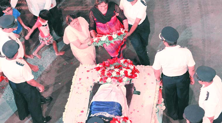 Kalbadevi fire: Mumbai's deputy fire brigade chief succumbs to injuries