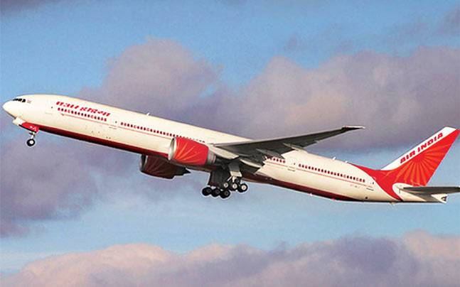 Air India flight from Varanasi catches fire, passengers safe