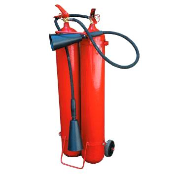 Mechanical Foam Based Fire Extinguishers (Trolley Mounted)