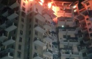Navi Mumbai fire: Valuables worth Rs 2.5 crore lost in fire in 60 minutes