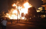 Major fire breaks out at Navi Mumbai paint factory
