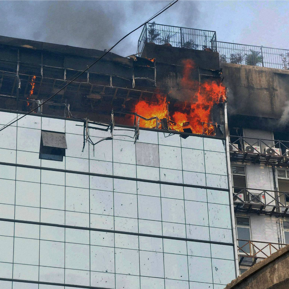 International conclave on fire safety in Mumbai
