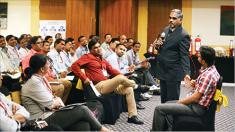 Entrepreneurs learn how to tackle fire outbreak