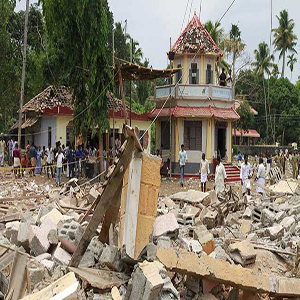 KERALA TEMPLE FIRE KILLS 106