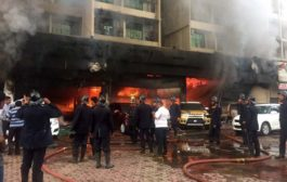 Navi Mumbai: Fire breaks out at car showroom in Kharghar, 2 dead