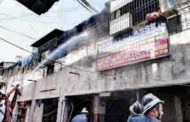 Another fire in Vashi Plaza, safety norms under lens