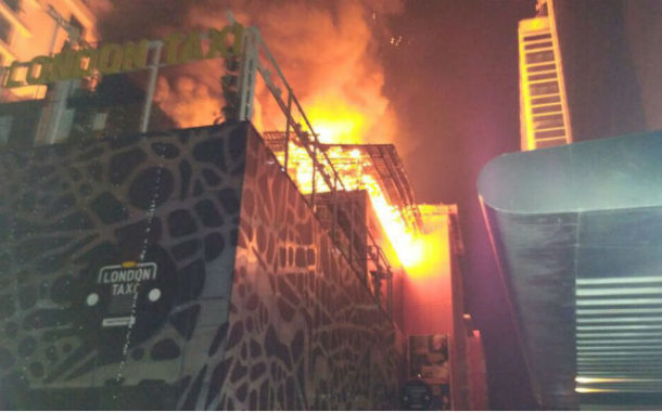 Massive Fire in Mumbai's Kamala Mills Building Live Updates: Fire At Rooftop Restaurant Kills 14, Several Injured