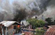239 homes lost in 2 city fires