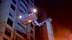 7 killed, 28 Injured After Fire at a High-Rise Building in Mumbai's Chandivali