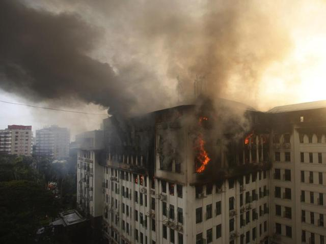Fire-safety norms ignored in eight Maha cities: CAG report