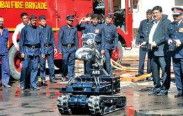 Mumbai Fire brigade to get remote operated robot